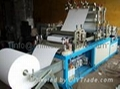 Full-auto HEPA Air Filter Mini-pleating Production Line