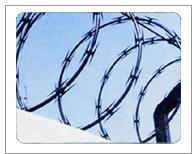 pvc  coated barbed wire   1