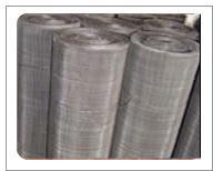 ga  anized wire cloth