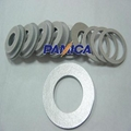 punched mica gasket mica part as