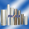 shaped mica tube mica part as insulation