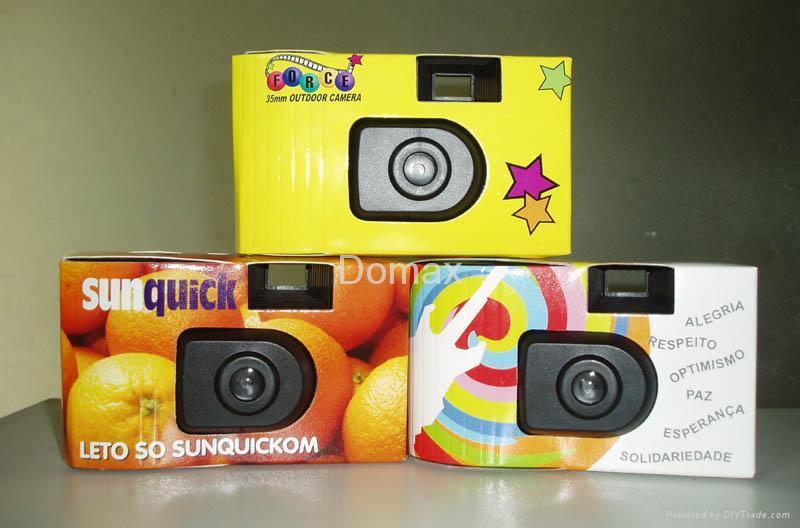 دوربین یکبار مصرف