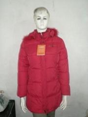 品牌女式棉衣批發