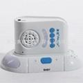 婴儿监护器 数字信号