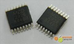 18-650MHZ双通道锁相环芯片(MCD2926)