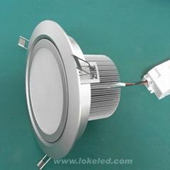 5寸led筒燈,led筒燈15w/18w