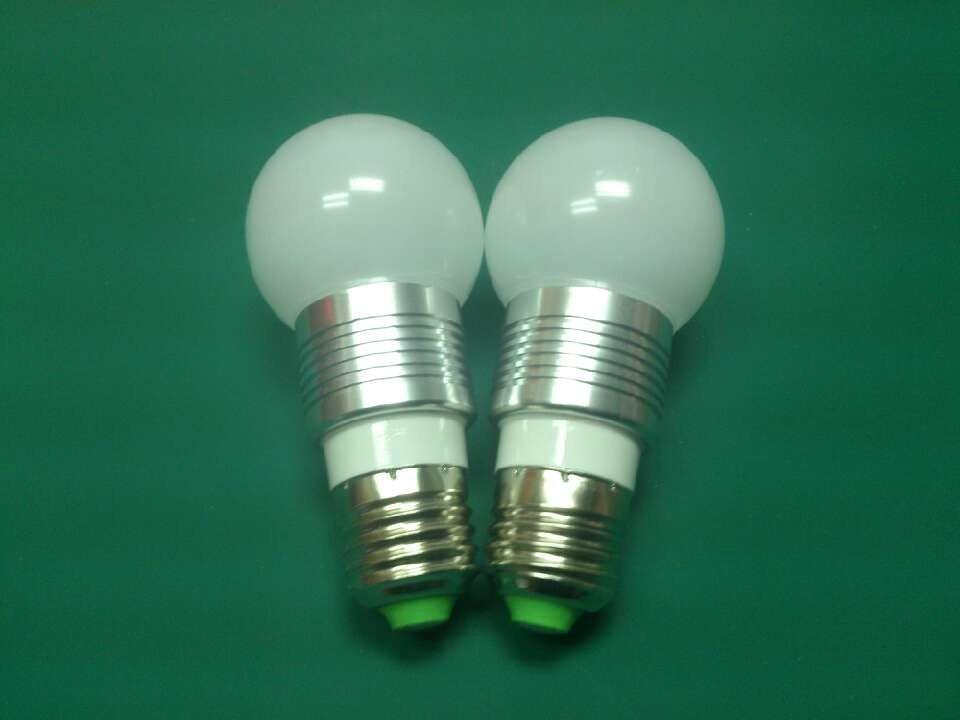 3w球泡燈 1
