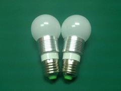 3w球泡燈