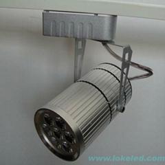 led軌道射燈
