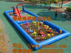 儿童沙灘玩具