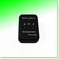 Quad Band Portable GPS Tracker with