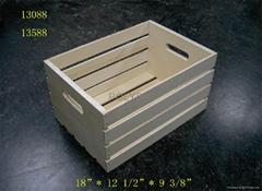 木盒;木箱