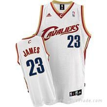 Cleveland Cavaliers 23# LeBron James Swingman Home