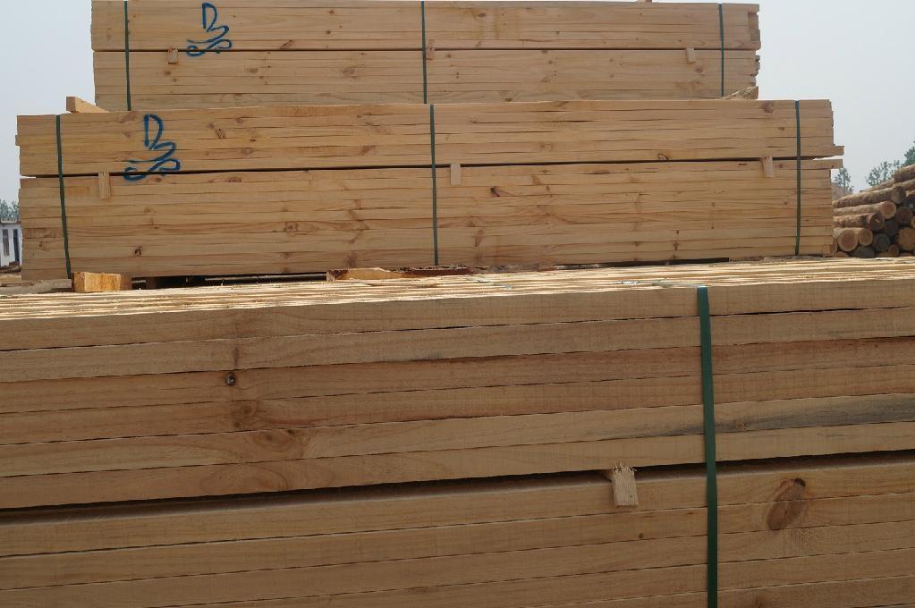 建筑木方 4