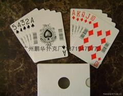 臺灣條碼記號撲克牌
