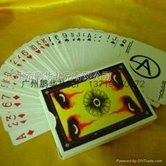 常規外貿撲克牌