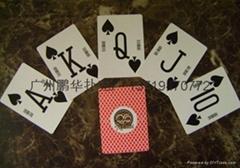 緬甸大數字條碼撲克牌