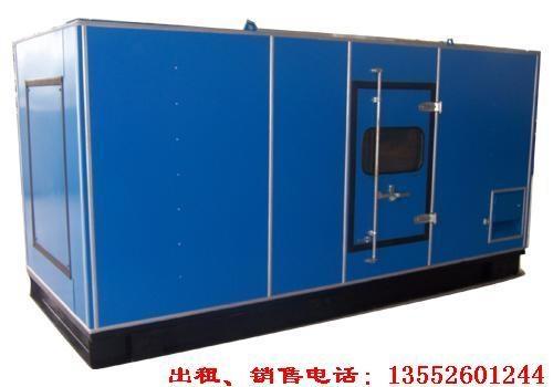 天津發電機出租出售 3