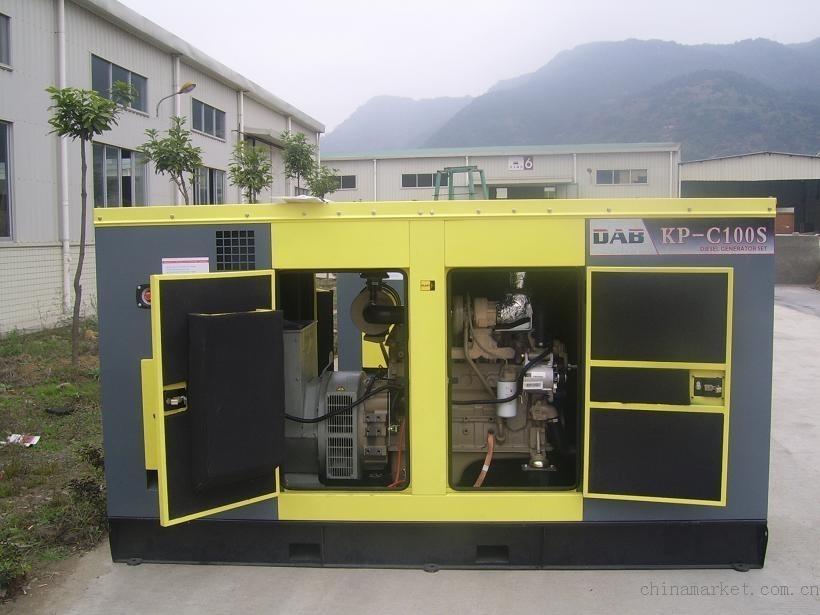 天津發電機出租出售 4