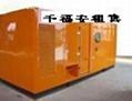 天津發電機出租出售