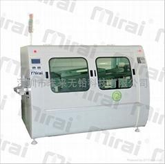 WE-250DS無鉛波峰焊