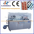 DPB-80P Mini Aluminum Plastic Blister Packing Machine