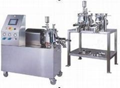 LWMG实验型湿法混合制粒机