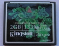 Kingston CF 4GB