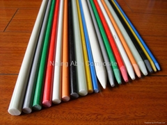 UV resistant durable 20+ years FRP stake Fiberglass stake