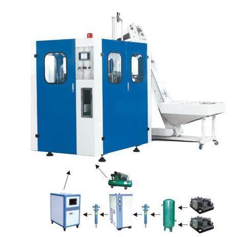 Full Automatic Blow Molding Machine  1