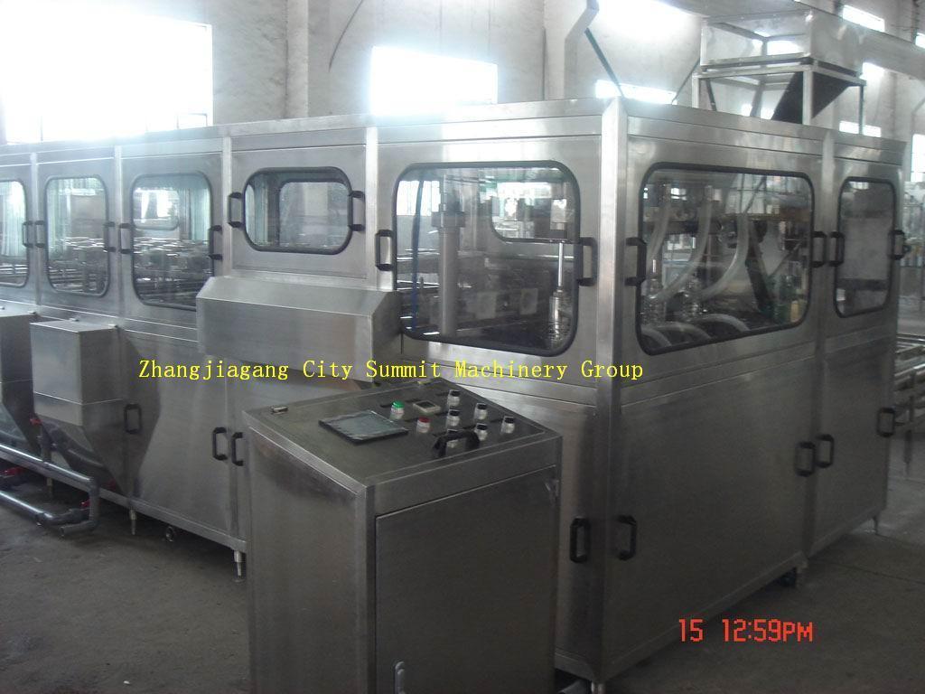 300 Barrel Per Hour 5 Gallon Filling Machine  1