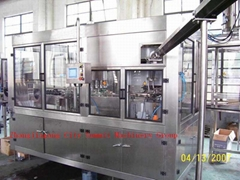 18000 Can Per Hour Can Filling Seaming Machine for Juice