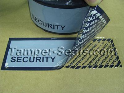 Total Transfer Security Tapes 1