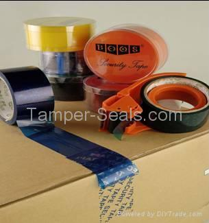 Partial Transfer Security Tapes 1