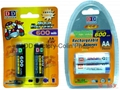 AA/AA/Ni-Mh/Ni-Cd Batteries 4