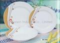 Porcelain dinner ware 1