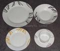 Porcelain dinner ware 2