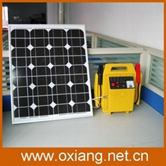 Solar generator/power inverter/solar energy