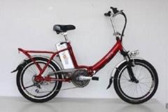 electric bicycle/bike      leisure time