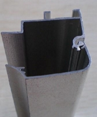 开启式超薄灯箱铝材