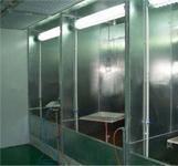 喷漆水帘柜 2