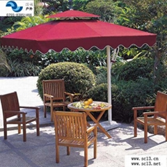 Of pure solid wood furniture, outdoor furniture