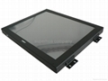 19 inch LCD industrial monitor with touch screen