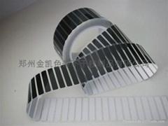 高温轮胎硫化条码标签