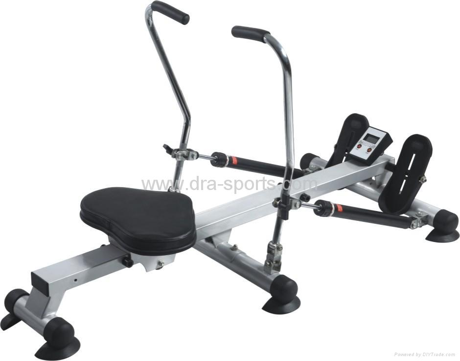 rowing machine programme