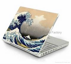 Vinyl laptop skin decal stickers