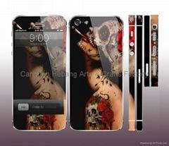 iphone 4G skin decal sti
