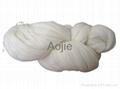 Bulky Acrylic Wool Blended Yarn