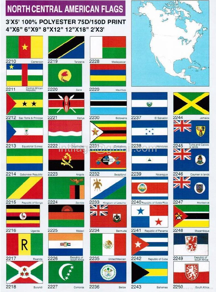 National flags 2
