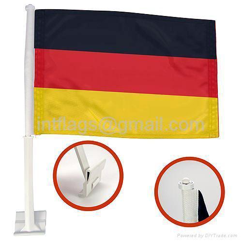Car flags 1